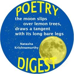 Natasha Krishnamurthy Poem