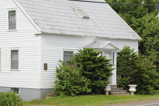 Elizabeth Bishop's Grandparents' House