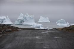 Icerbegs in Ilulissat image