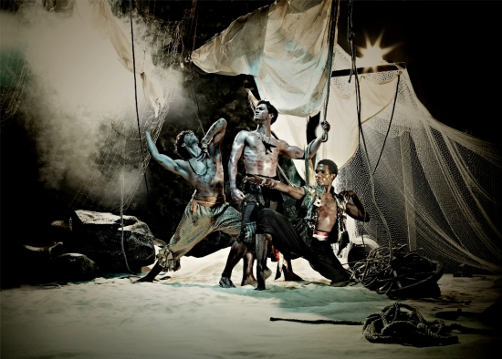 Still from Le Corsaire c. Guy Farrow